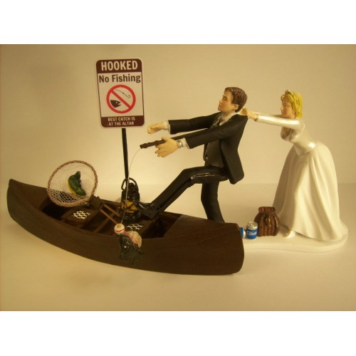 Medium Crop Of Wedding Cake Toppers Funny