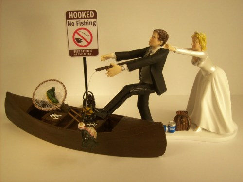 Medium Of Wedding Cake Toppers Funny