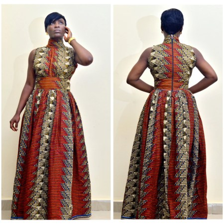 Ankara Formal Dresses