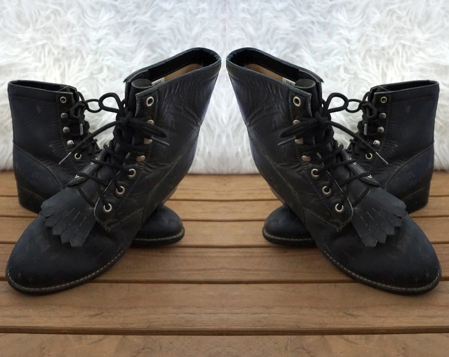 23 Perfect Womens Lace Up Cowgirl Boots Sobatapkcom