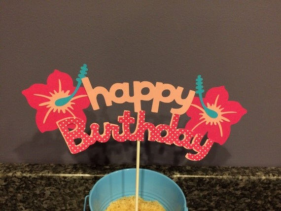 happy birthday banner with name
