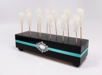 Black Cake Pop Stand. Wedding Cake Pop Holder. by ...