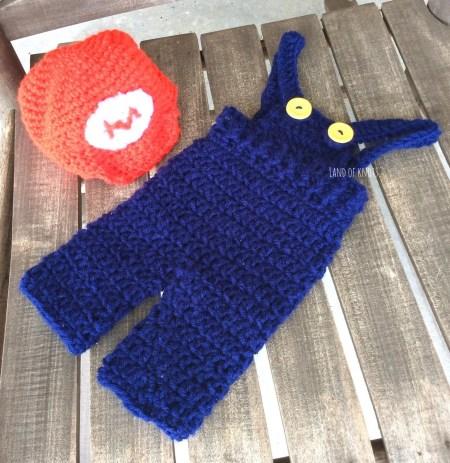 Goomba Hat Crochet Pattern