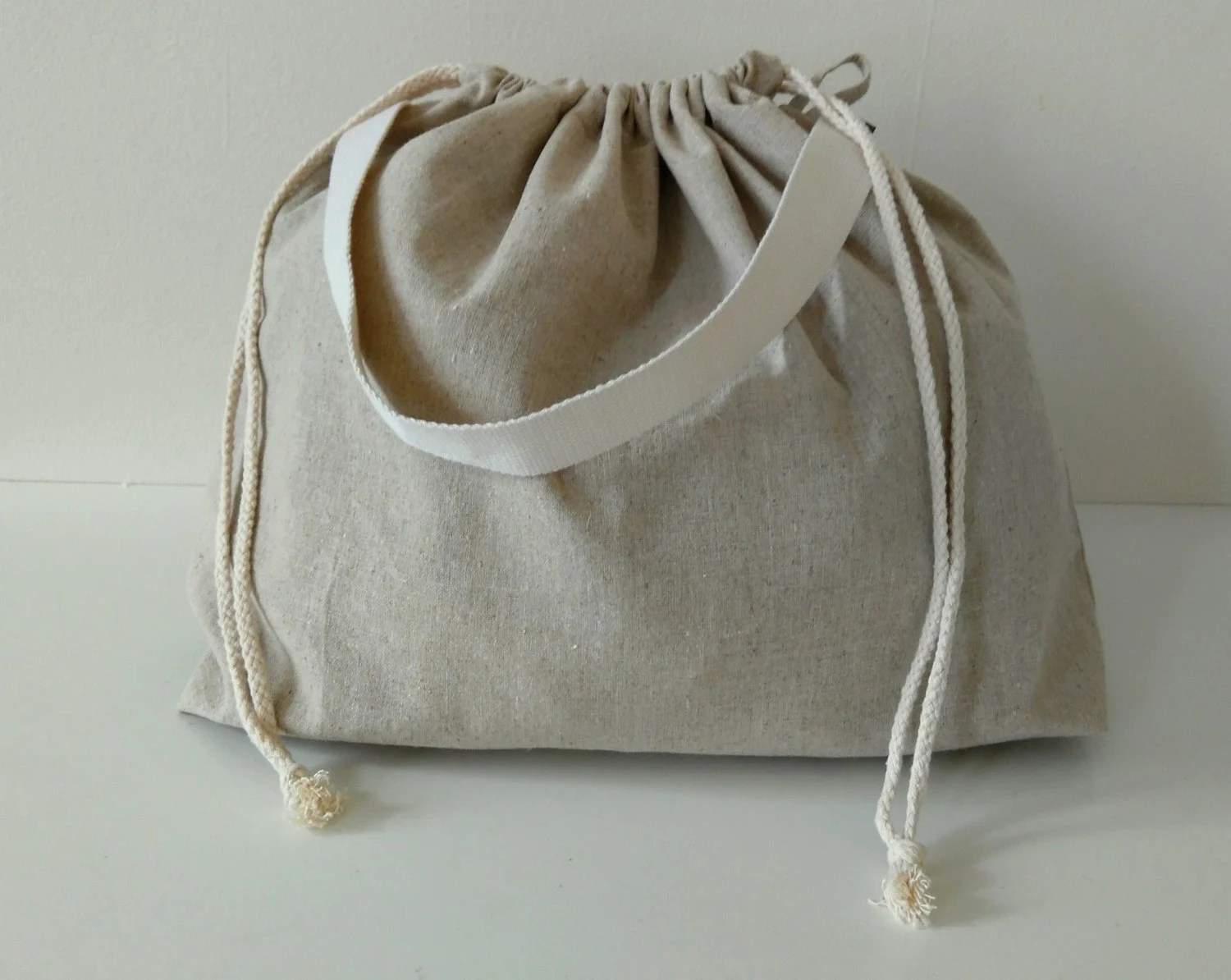 Carry Laundry Bag Linen Laundry Bag Weekender Beach Carry All Dorm Apartment