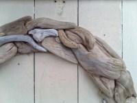 Driftwood Wreath, Driftwood, Wall Hanging, Driftwood Decor ...