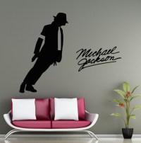 Michael Jackson Wall Vinyl Decal Smooth Criminal King of Pop