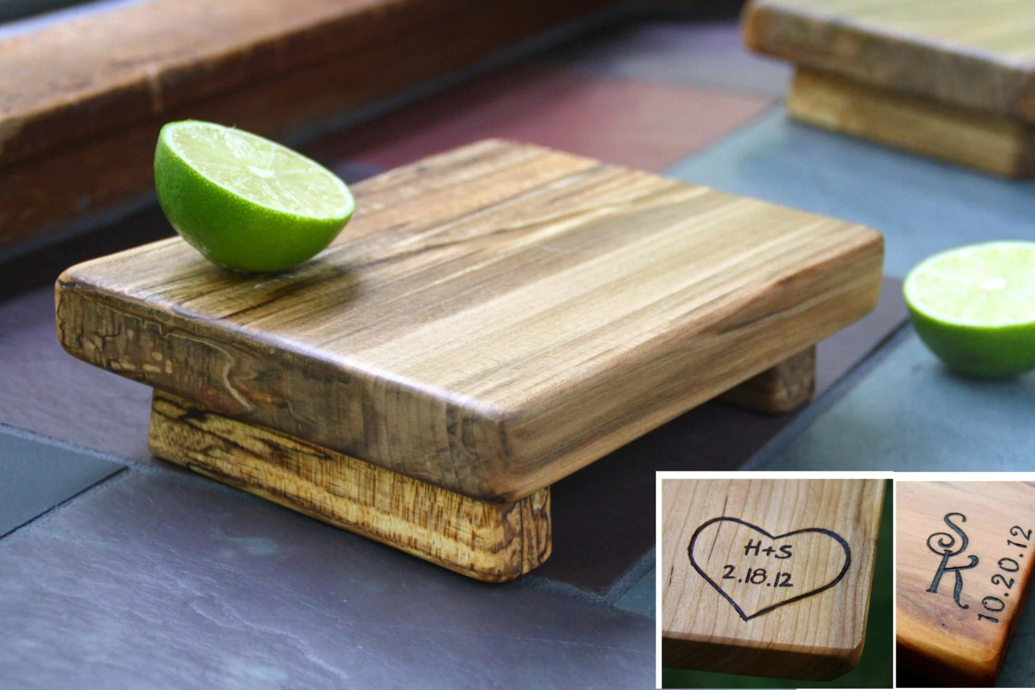 Unusual Cutting Boards Cutting Board Personalized Unique Wedding Gift 5th
