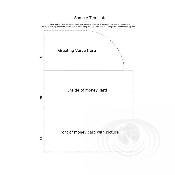 Grandson Christmas Money Card Free Envelope Template Printable - sample money envelope template
