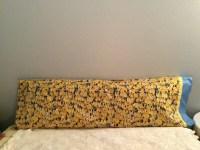 Minion body pillow case