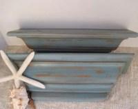 Unique coastal shelves related items | Etsy