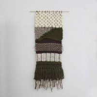 Modern Woven Wall Hanging Woven Wall Art Weaving Tapestry