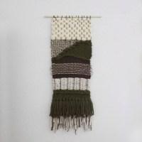 Modern Woven Wall Hanging Woven Wall Art Weaving Tapestry