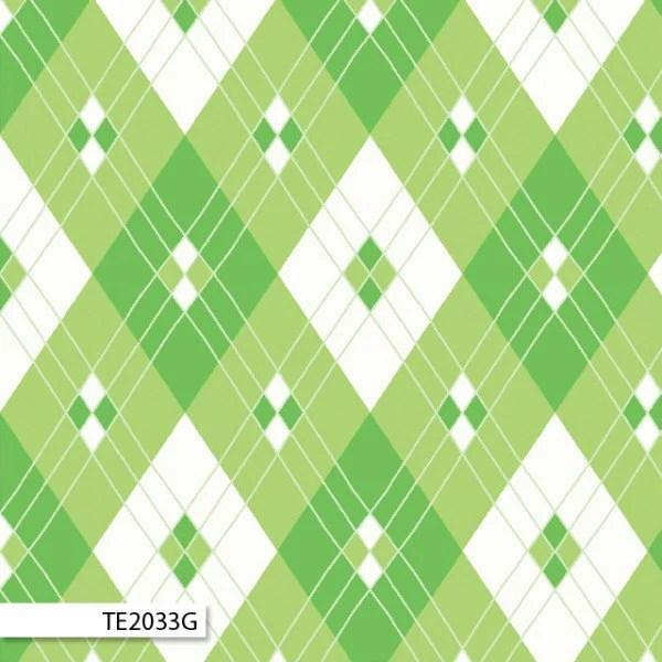 Emma Jean Jansen Fabric - 60's Scrap Bag -  Zara Green
