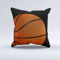 basketball throw pillow sports bed pillows basketball