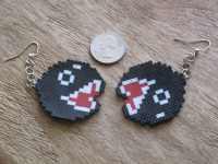 Chain Chomp Earrings