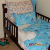 Toddler Bedding Cinderella