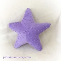 Starfish Shaped Pillow Toy Pillow 3D Pillow Nautical Decor
