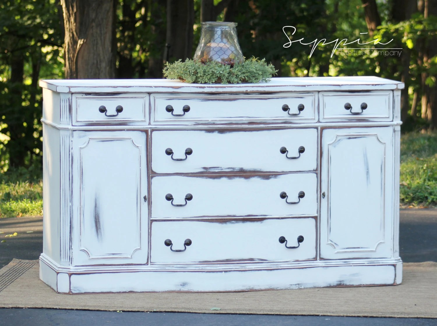 Holzvertäfelung Shabby Shabby Chic Buffet White Shabby Chic French Buffet Shabby Roots