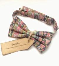 mens bow tie vintage floral vintage bow tie vintage floral