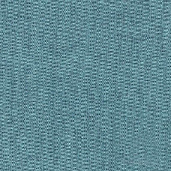 Essex Yarn Dyed Linen Blend - Malibu