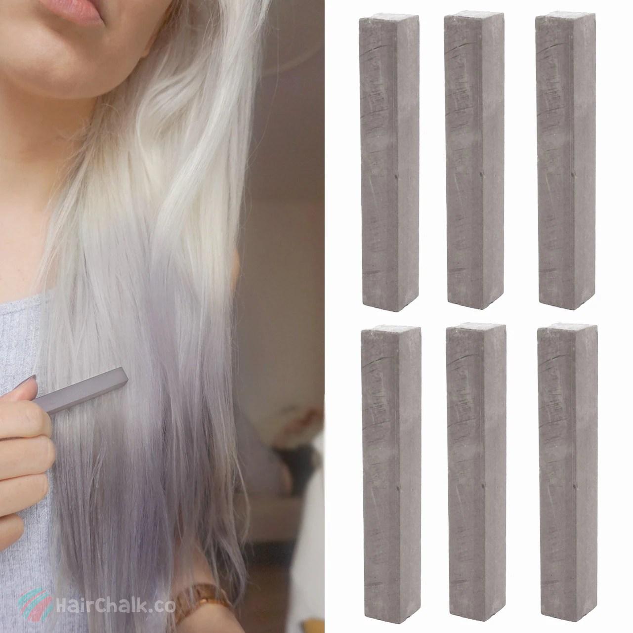 Henna Blonde Gray Hair