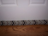 Window Snake - Door Snake - Window or DOOR DRAFT STOPPER ...