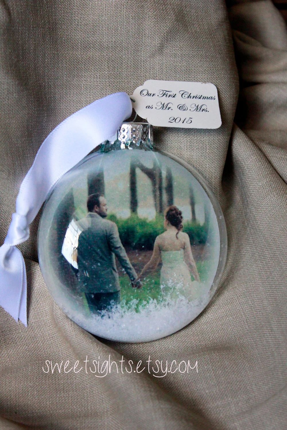 First christmas ornament mr mrs first christmas first married christmas ornament just