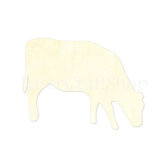 farm animal shapes to cut out