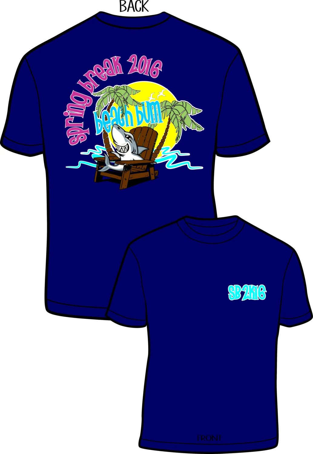 head south apparel company we can put any of our designs on a t