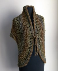 SALE Hand Knit Shoulder Shawl Scarf Kerchief Wrap Stylish