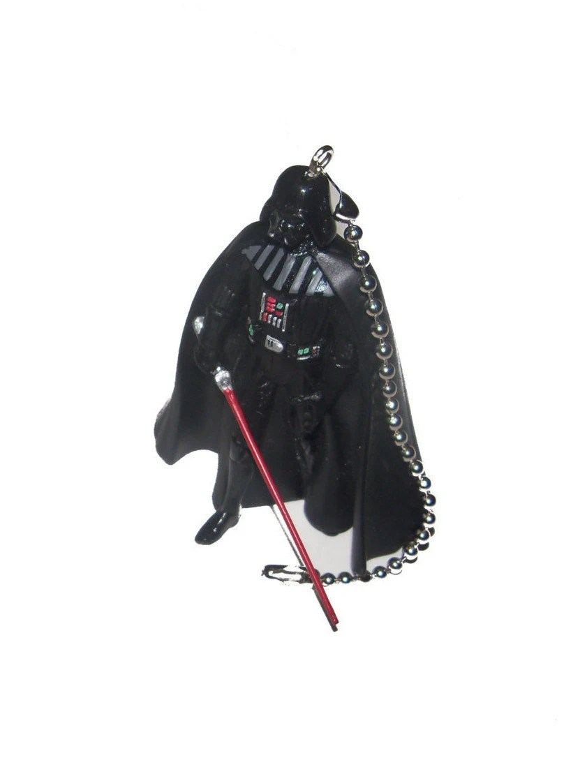 Star Wars Fan Pull Darth Vader Fan Pull by WoodenAndroydStudio