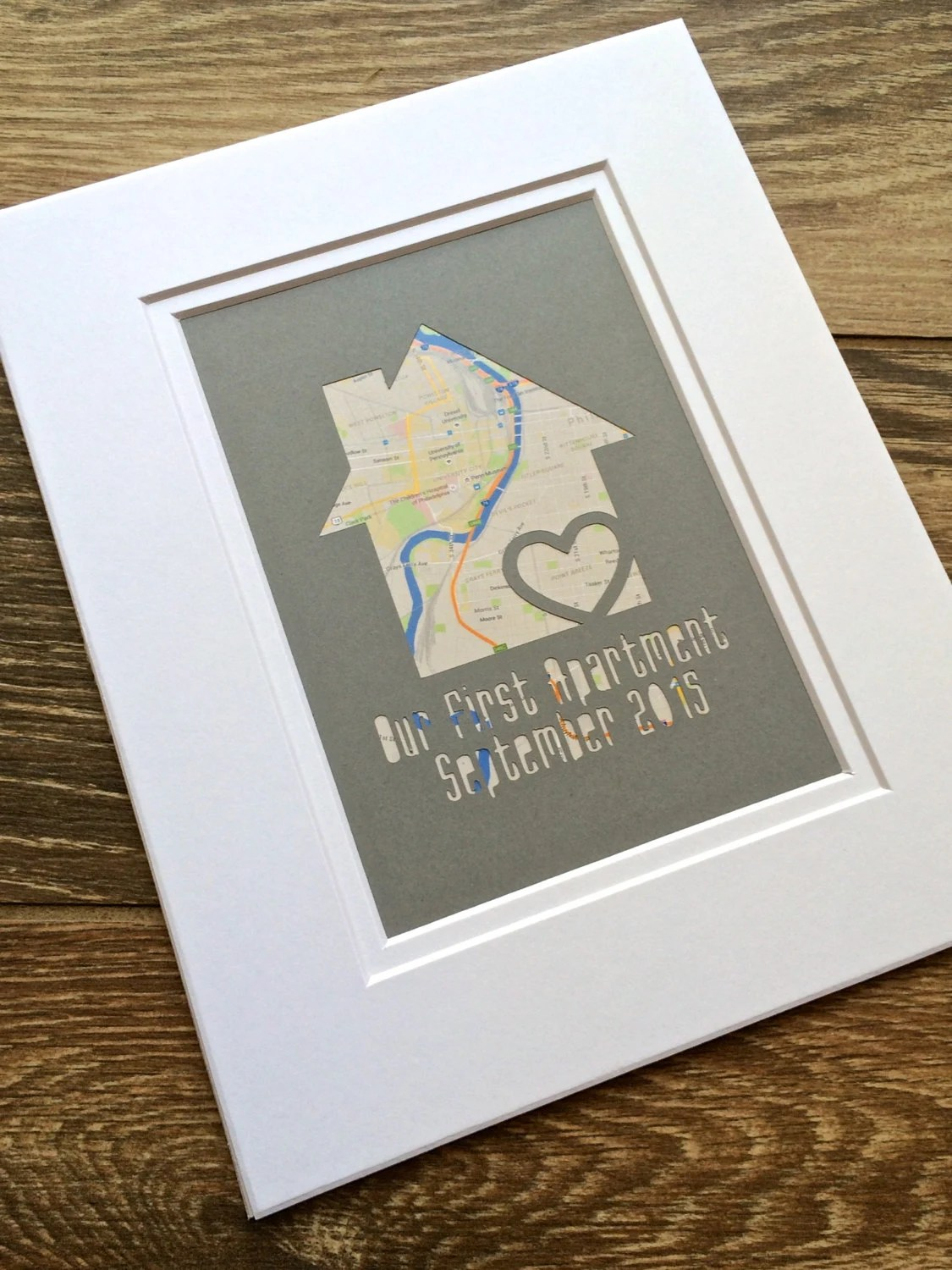 First House Gift Ideas Our First Apartment Gift For College Student First Place