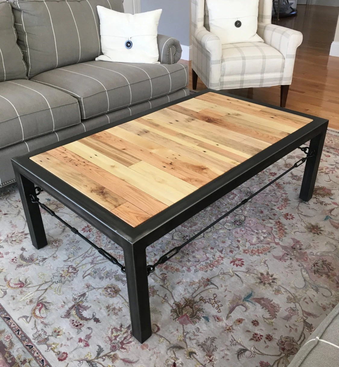 Gta Office Furniture Hand Made Coffee Table Industrial Table Industrial Coffee