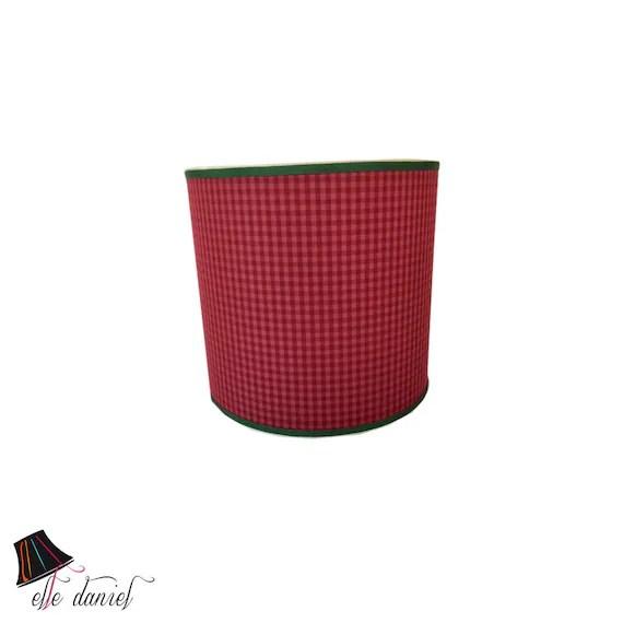 Red Drum Lamp Shade Drum Lamp Shades Red Lamp Shade Unique