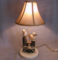 Table Lamp Nautical Theme