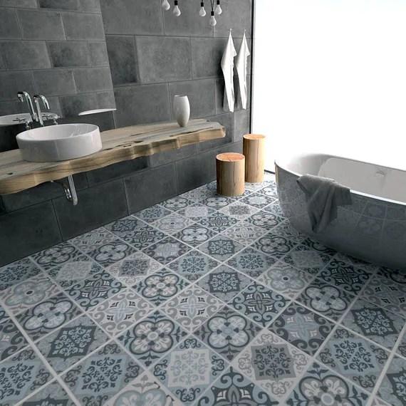 Floor Tile Decals Flooring Vinyl Floor Bathroom Flooring   Bathroom Vinyl  Flooring Part 63
