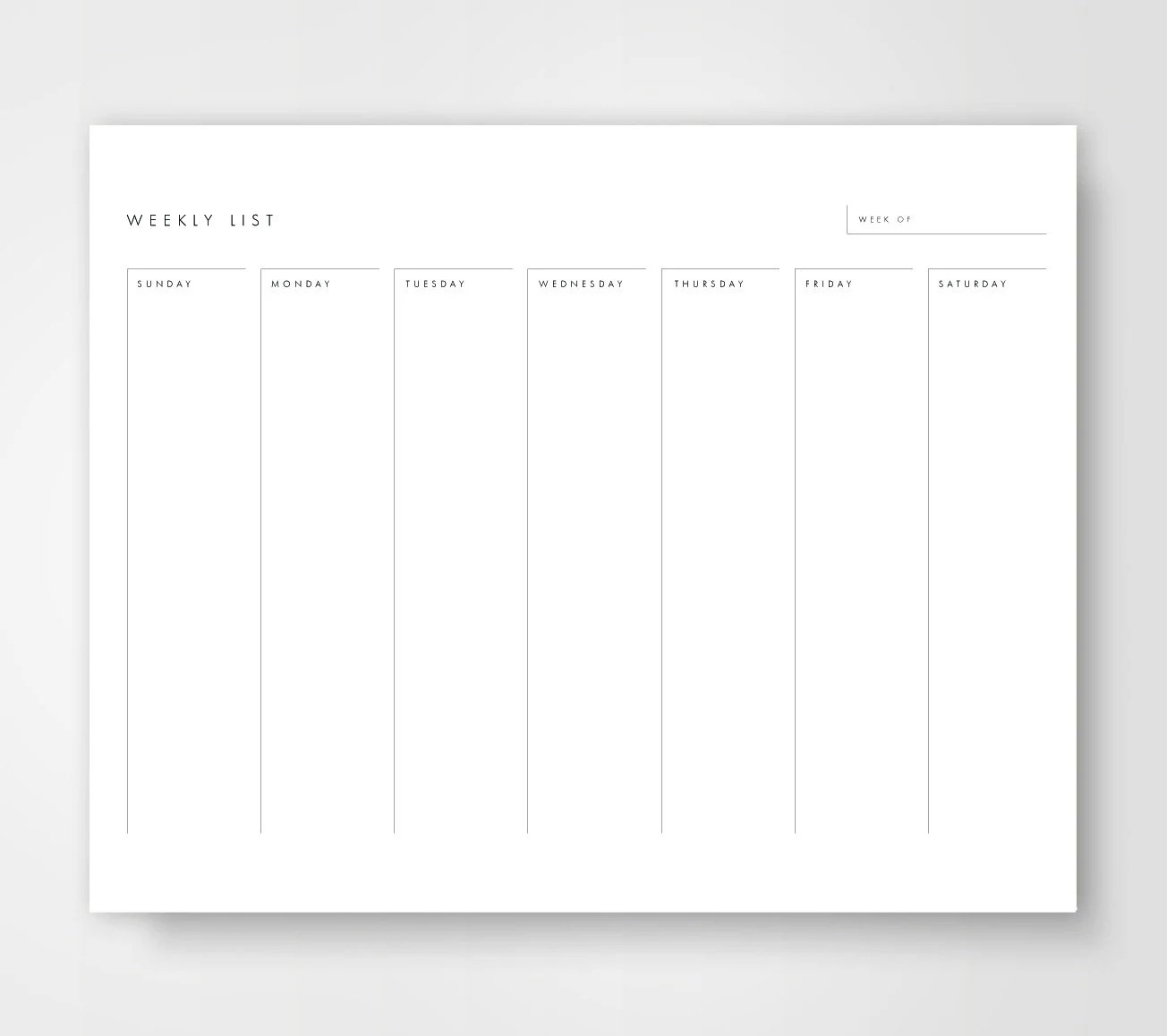 Design Your Own Calendar Reviews Queen Of Your Own Life 2016 Boxeddaily Calendar By Cindy Weekly Calendar Printable Weekly To Do List Weekly To Do