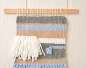 hand-woven tapestry / han...