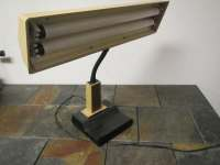 ELECTRIX DESK LAMP Table light fluorescent adjustable