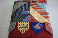 Custom Necktie Quilt Men's Necktie Quilt Silk Neckties