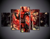 deadpool bedroom
