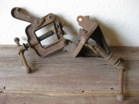 Vintage Reed Mfg. Co ~ Erie PA, USA ~ Pipe Vise ...
