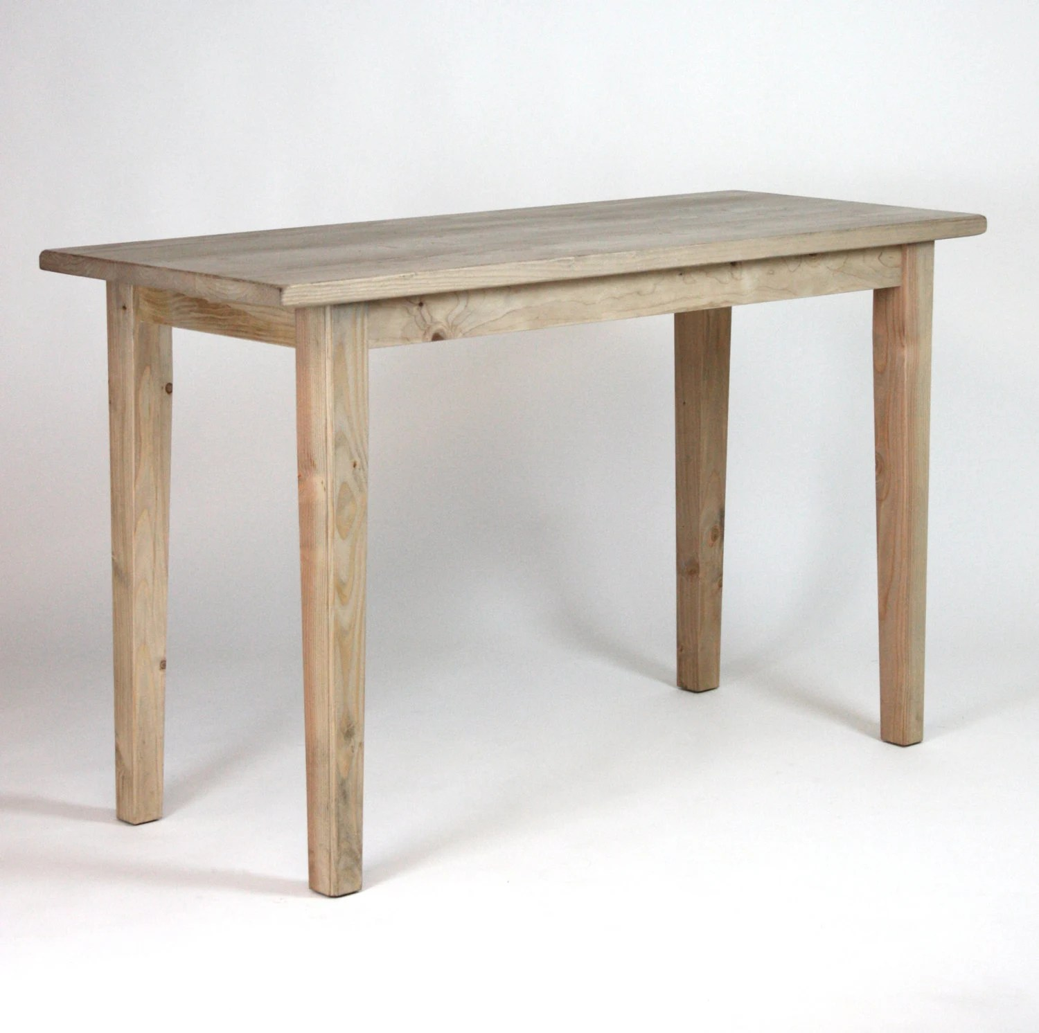 kitchen island table kitchen island tables Handmade French Kitchen Island Counter Height Table Reclaimed Wood French Tall Table French Farmhouse Kitchen Island Table 27