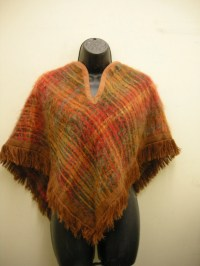 Scottish Mohair and Wool Shawl