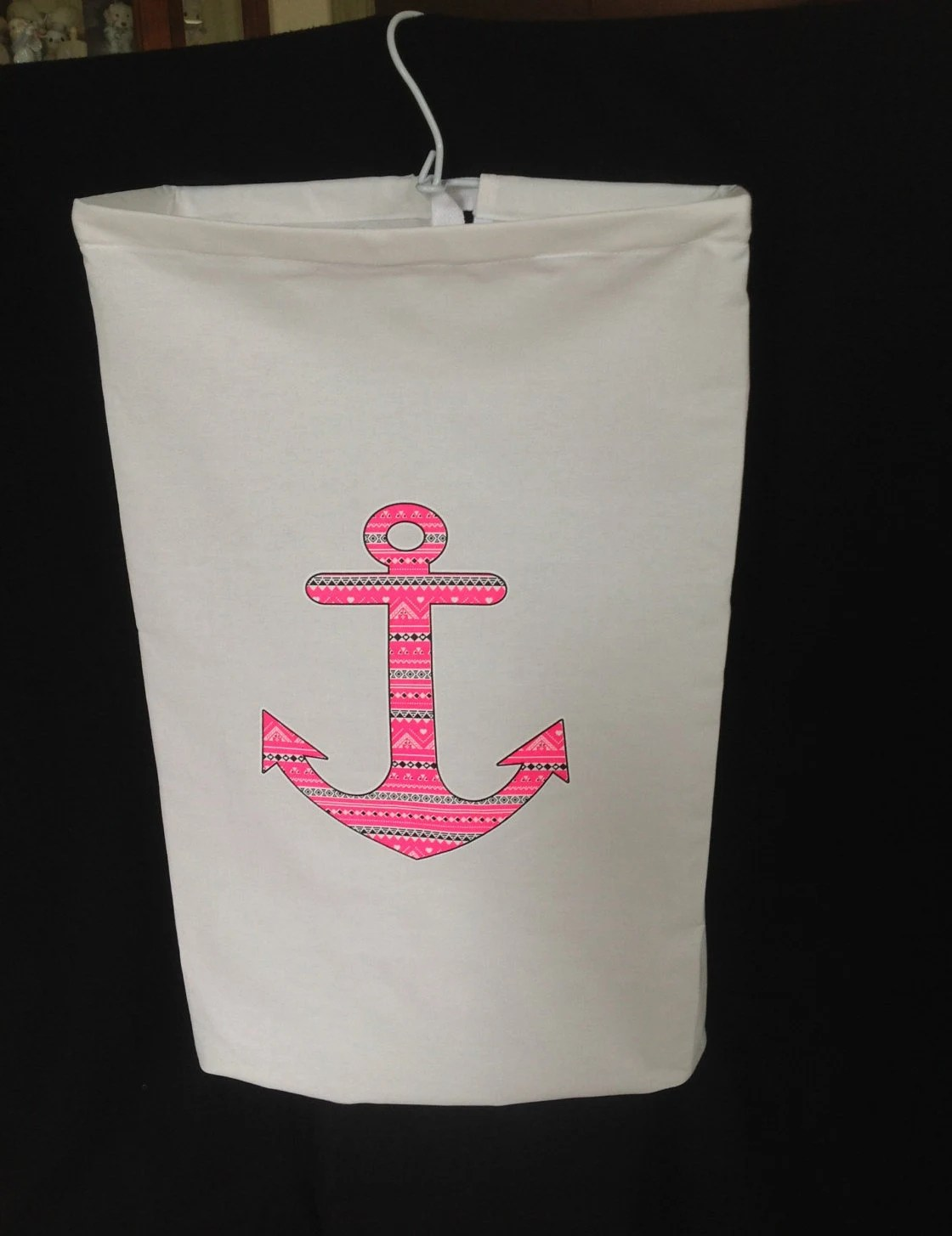 Small Canvas Laundry Bag Hanging Hamper Canvas Laundry Bag Converts By