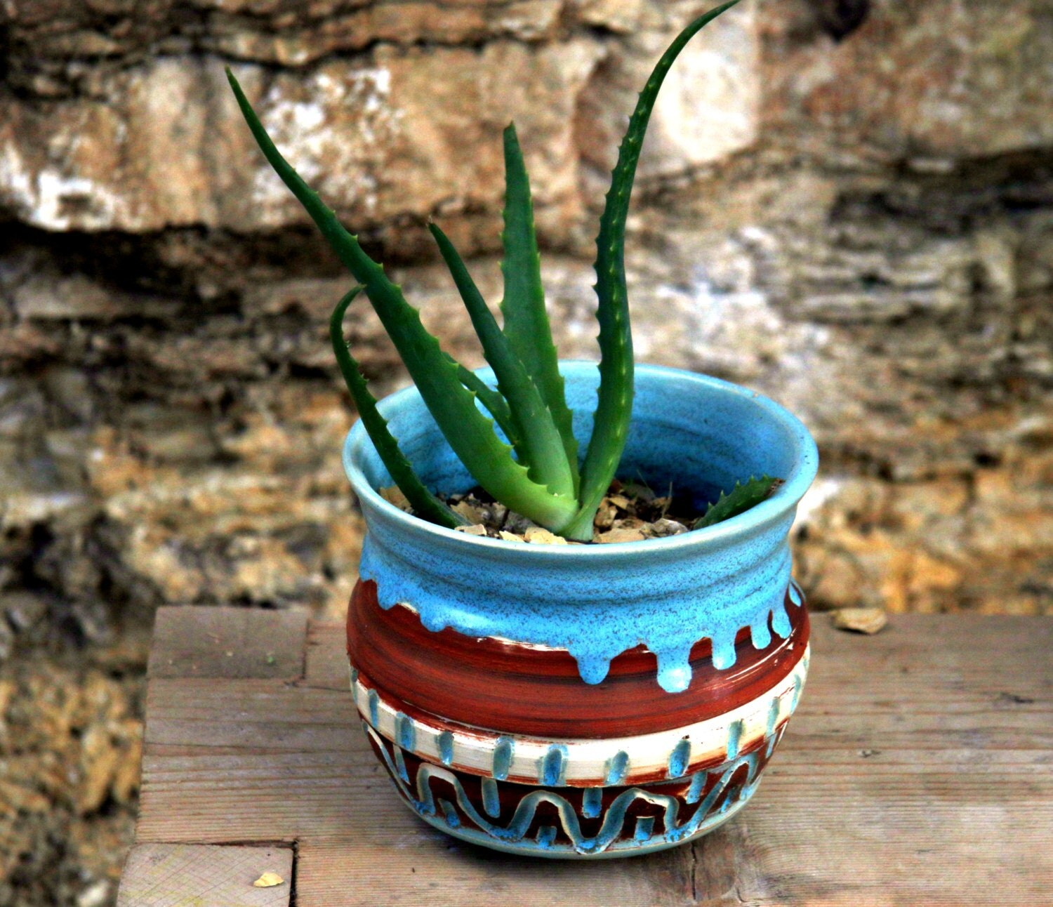 Cactus Planters Pottery Office Planter Ceramic Planter Cactus Pot Succulent