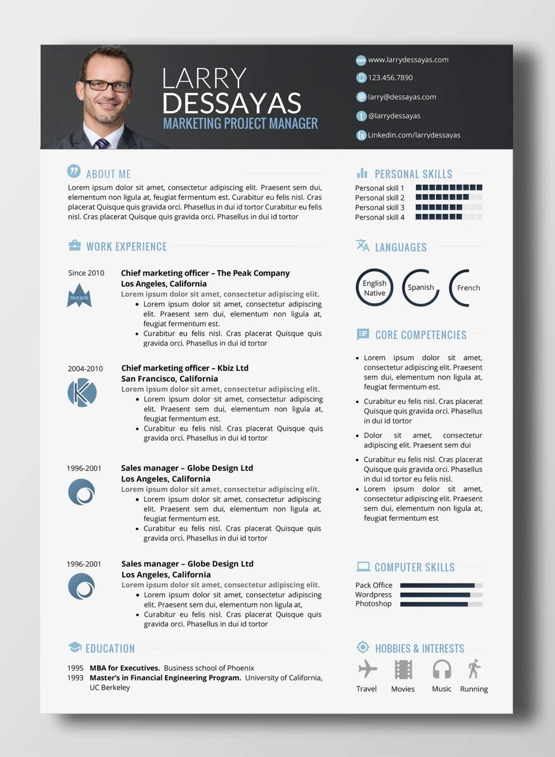 Impactful Resume Update] Pretty Impactful Resume Update Pictures .