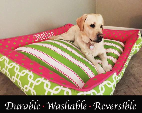 Large Dog Bed Xl Dog Bed Great Dane Bed Overstuffed Dog