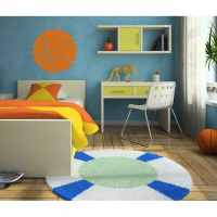 Basketball Vinyl Wall Decal size X-LARGE Children's Room