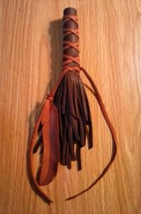 Leather Hair Wrap Pony Tail Wrap Braid Wrap Boho Hair